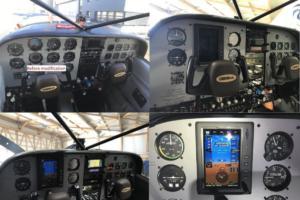 Avionic modif